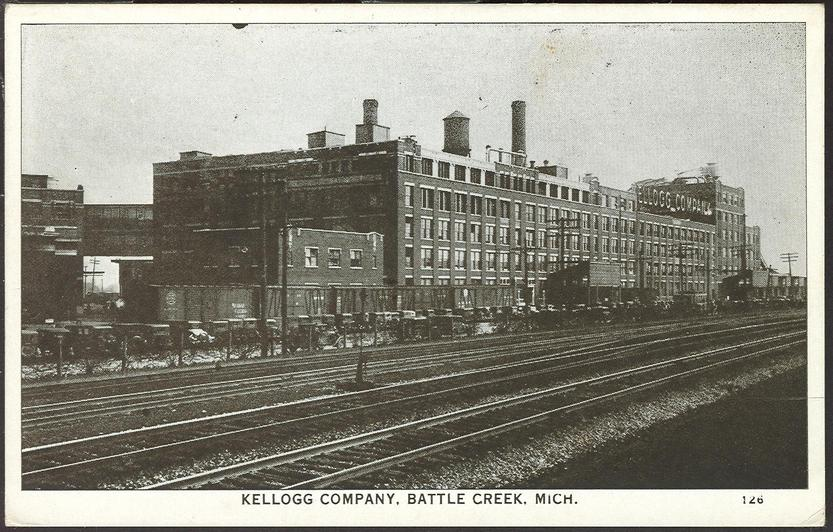 Kellogg company photo