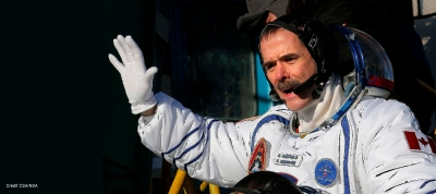 #27 - Space Food: Chris Hadfield & Andy Weir